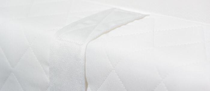 """Der Bettentest der Stiftung Warentest im August 2014 bestätigt das Produkt """"FENNOBED Domus Continental"""" alleine als bestes Bett in der essenziellen Testkategorie Gesundheit und Umwelt."""