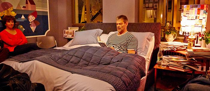 """Roman Schatz liest für FENNOBED aus seinem neuen Buch """"Gebrauchsanweisung für Finnland"""""""